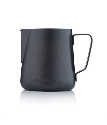 Barista & Co - Milchkanne schwarz 420ml