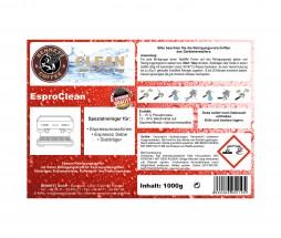 Espro-Clean Etikett 1000g