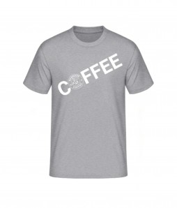 "T-Shirt - ""COFFEE"" front"