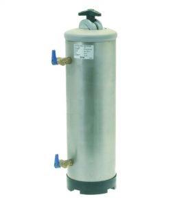 """Manueller Wasserenthärter mit 16 Liter und 3/8"""" Anschlüssen"""