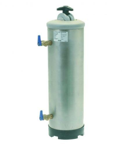 """Manueller Wasserenthärter mit 20 Liter und 3/8"""" Anschlüssen"""