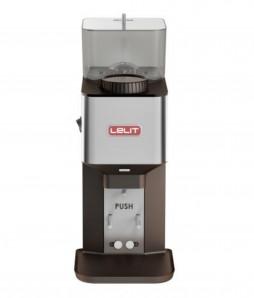 Lelit Espresso Mühle mit Timer front Ansicht