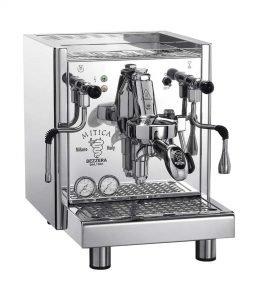 2-Kreiser Espressomaschine - Bezzera Mitica TOP