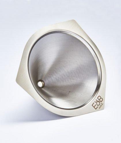 E&B Lab Kegelfilter - Ultrafeines Edelstahlgeflecht