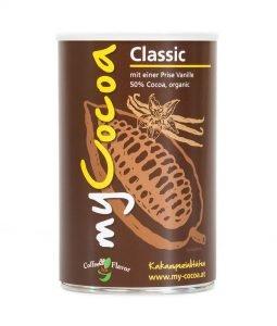 myCocoa - BIO Trinkschokolade Classic 50%