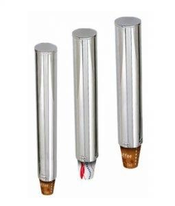 Becherspender BD28 - 35 zur vertikalen Montage