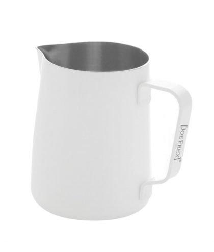 JoeFrex - Milchkännchen 590ml weiss pulverbeschichtet