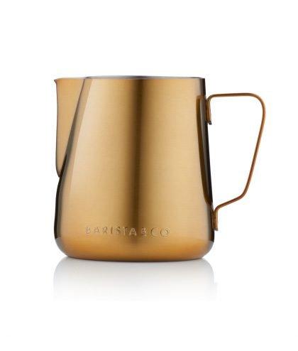 Barista & Co - Milchkanne Gold 600ml
