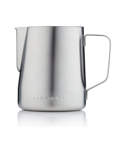 Barista & Co - Milchkanne Steel 600ml