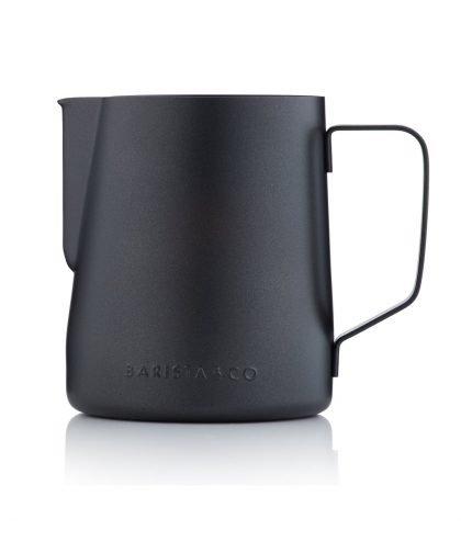 Barista & Co - Milchkanne Schwarz 600ml