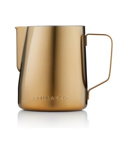 Barista & Co. - Milchkanne - Gold - 600ml