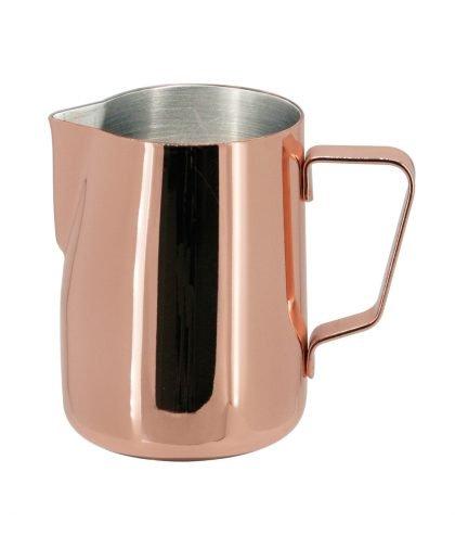 JoeFrex Milchkännchen 350ml Kupfer poliert